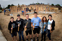 17 (5-6) Habitat for Humanity Project with CNHS Students