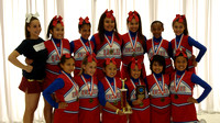 Sports - Pinedale cheer